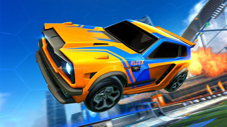 Decal - RLCS X Fennec