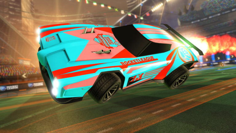 Decal : RLCS Dominus