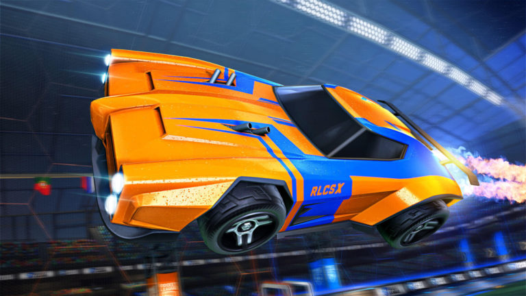 Decal : RLCS X Dominus