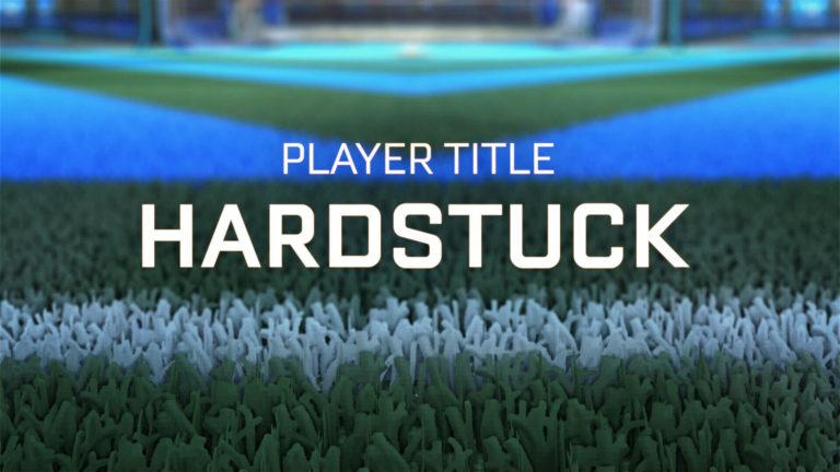 Titre : Hardstuck - coincé dans un rank genre pour de bon